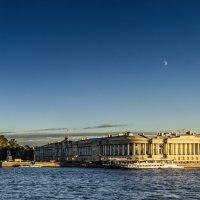 Луна в зените :: Valeriy Piterskiy