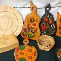 Выставка деревянных изделий :: super-krokus.tur ( Наталья )