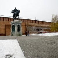 Коломна кремль :: Константин Сафронов