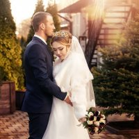 Свадьба Дмитрия и и Марины :: Андрей Молчанов