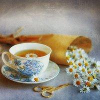 Ромашковый чай :: Оксана Анисимова