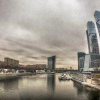 Москва. Ноябрь :: Владимир Печенкин