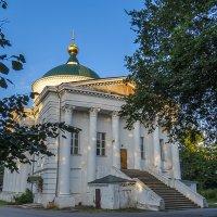 Ильинско-Тихоновская церковь,19 век :: Сергей Цветков