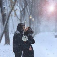 вот такая осенняя свадьба :: Алёна Горбылёва