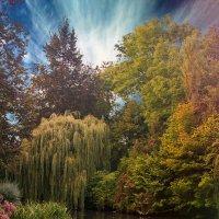 В парке сентябрь :: Надежда