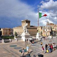 Площадь Венеции в Риме :: Денис Кораблёв