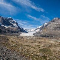 Ледник Атабаска :: Константин Шабалин
