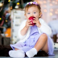 вкусное яблочко :: Мария Корнилова