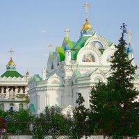Екатерининский храм в Феодосии :: Сергей Антонов