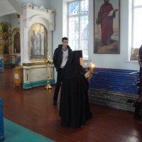 ....во время крещения.... :: марина ковшова