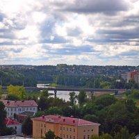 Мой город(ii) :: Vladimir Semenchukov
