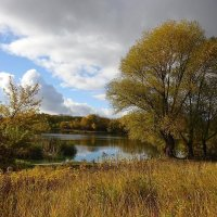 Октябрьский пейзаж :: Маргарита Батырева
