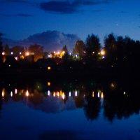 Степановский парк в октябре :: Юлия Михайлычева