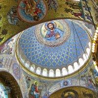 Купол Морского собора. Кронштадт :: Наталья