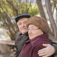 Любви все возрасты покорны... :: Евгения Лисина