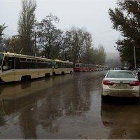 Улица Советская, трамваи... :: Anatol Livtsov