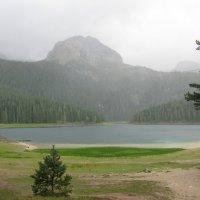 Черногория. Национальный парк Дурмитор. Чёрное озеро. :: Лариса (Phinikia) Двойникова