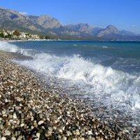 Набегающая волна. :: Мила Бовкун