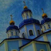 церковь Святого Сергия :: Роза Бара