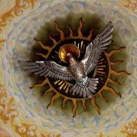 РОСПИСЬ ВЛАДИМИРСКОГО СОБОРА В ХЕРСОНЕСЕ :: ВАДИМ СКОРОБОГАТОВ