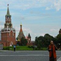 селфи в Кремле :: vlada so-va