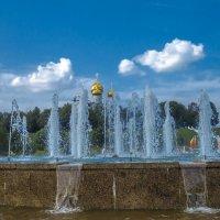 Ярославский фонтан :: Сергей Цветков
