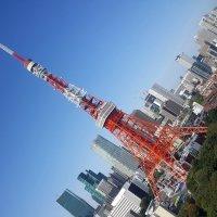 Токийская телебашня :: Tatiana Belyatskaya