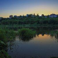 Тихий вечер. :: Laborant Григоров