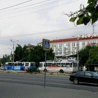 Площадь Адмирала Ушакова :: Александр Рыжов