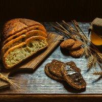 Хлеб и мед :: Владимир Кравченко