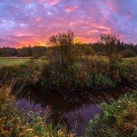 Осенняя река. :: Фёдор. Лашков