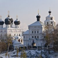 Трифонов монастырь. :: Андрей Синицын