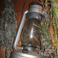 керосиновая лампа летучая мышь :: Maikl Smit