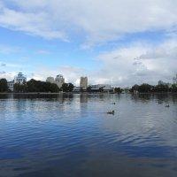 Панорама Екатеринбурга :: Елена Павлова (Смолова)