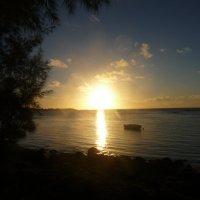 Закат на Маврикии :: Ольга Васильева