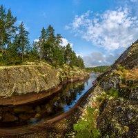 Ладожский каньон :: Фёдор. Лашков