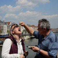 весеннее лакомство в Голландии :: Эльвира Лопатина
