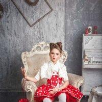 Даша. Образ куклы :: Мария Дергунова