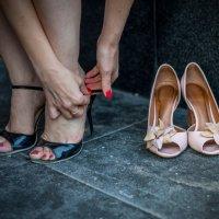 Для танго туфли особенные! :: Светлана Тремасова