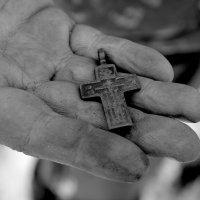 Чей-то крестик... :: Дмитрий Петренко