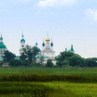 Спасо-Яковлевский монастырь :: Владимир Безбородов