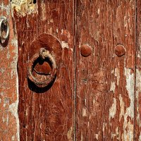 Двери, замки. :: Сергей Калиновский