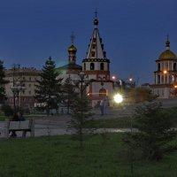 НЛО :: Евгений Карский