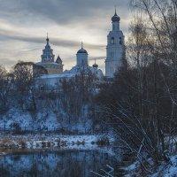 На реке Киржач :: Сергей Цветков
