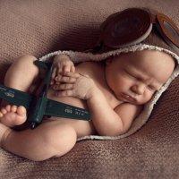 Маленький летчик :: Светлана Каритун