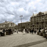 Небо и город. :: Игорь