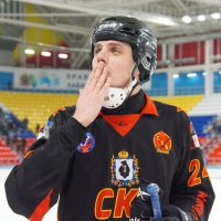 Настоящий хоккей :: Андрей Горячев