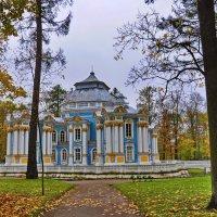 Парафраз Екатерининского дворца. :: Марина Волкова