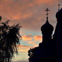 Вознося молитву к небесам... :: Mitcu-Ray