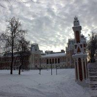 Царицыно зимой. :: Виталий Селиванов